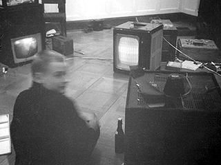 Nam June Paik «Exposition of Music – Electronic Television» | Participation TV