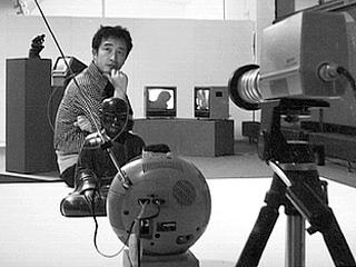 Nam June Paik «Triangle»