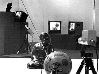 Nam June Paik «TV-Buddha»