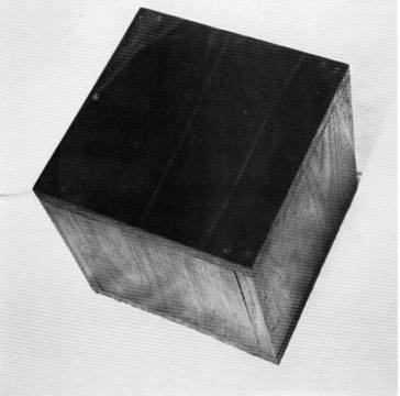 Robert Morris »The Box with the Sound of its Own Making«