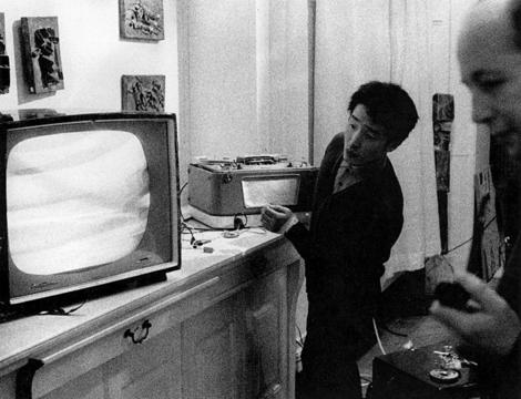 Nam June Paik «Kuba-TV»