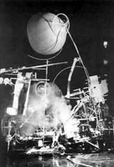 Jean Tinguely »Homage to New York«