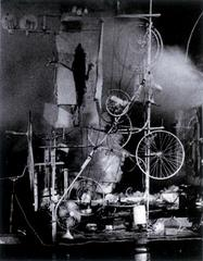 Jean Tinguely «Homage to New York»