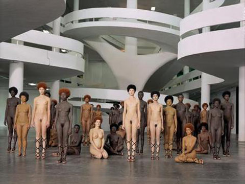 Vanessa Beecroft: VB 50